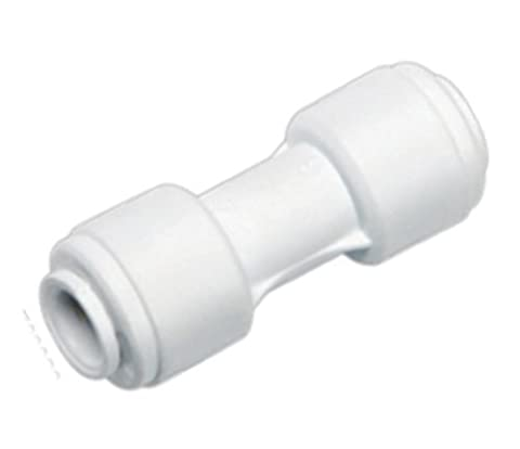 """Connecteur Droit 1/4"""" Pour Tuyau Eau et Réfrigérateur Tubes"""