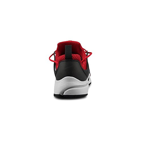 Nike Herren Air Presto Essential Sneaker university red, black-black