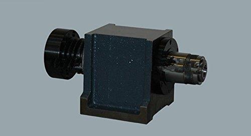GOWE máquina herramienta CNC Torno Máquina Accesorios Eje Caja Instrumento torno accesorios cabeza Asamblea