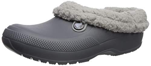 crocs Unisex-Erwachsene Classic Blitzen Iii Clogs, Grau (Charcoal/Light Grey 01w), 43/44 EU
