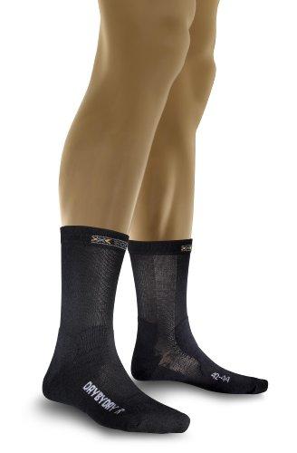 X-Socks chaussettes de day by day Noir noir
