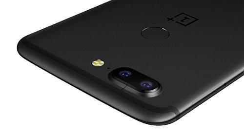 OnePlus 5T Snapdragon 835 6    Dual SIM Smartphone 6 64GB negro