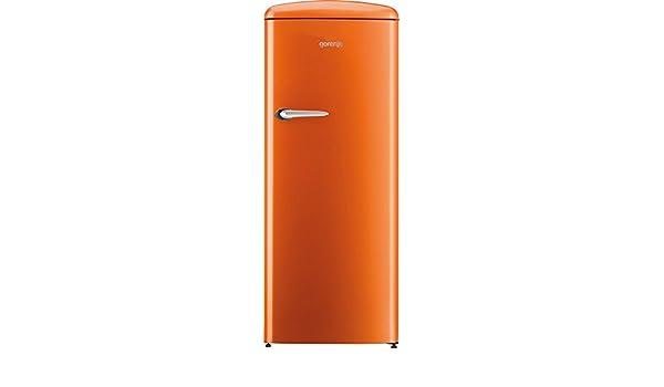 Gorenje Kühlschrank Orange : Gorenje orb o kühlschrank juicy orange eek a amazon