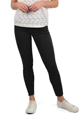 ONLY Jelena Damen Jeans Denim Hose Stretch Colour, Farbe:Black, Größe:L/ L30