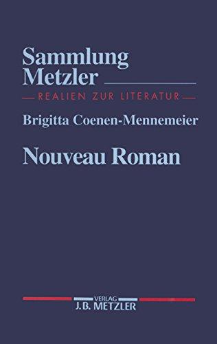 Nouveau Roman (Sammlung Metzler)