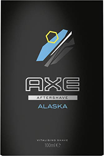 Axe Aftershave Alaska, 1er Pack (1 x 100 ml)