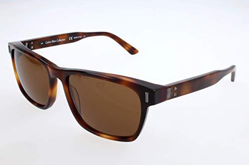 Calvin Klein Herren Sonnenbrille, Multicolour, 57