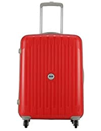 VIP Neolite Polypropylene Strolly 4 wheel suitcase 65cm(Red)