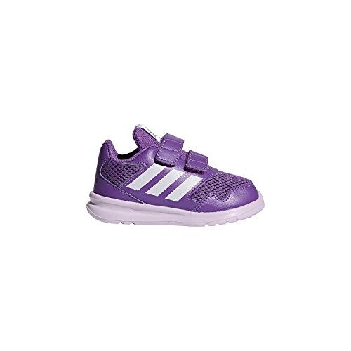adidas Gazelle 2 CF, Premiers Pas Mixte Bébé, Bleu (Collegiate RoyalFtwr WhiteFtwr White), 21 EU