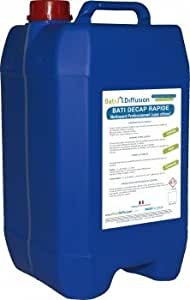 BATI DECAP RAPIDE - Nettoyant Professionnel Toiture & Façade ( sans chlore )-Bidon 5Kg