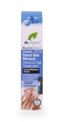 Dr. Organic Soin Des Mains/Ongles aux Minéraux de la Mer Morte 100 ml