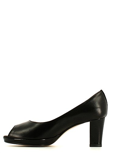 GRACE SHOES , Damen Pumps Schwarz