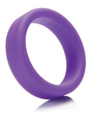 Tantus 1,5en Supersoft C–Bague Violet Tantus 1,5en super doux C Ring–Violet