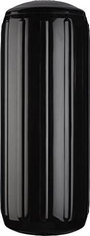 Polyform US HTM-1 (Hole-Through-Middle) Fender, Black (6.3 x 15.5-Inch)