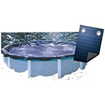 garden leisure co818 bche dhiver ronde piscine hors sol