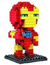 marvel-avengers-diamond-blocks-micro-bricks-spider-man-hulk-captain-america-iron-man-bat-man-super-m