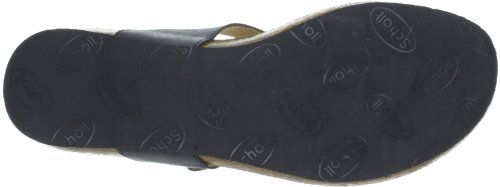 Scholl NEW BIMINI 1.2 F24513 Damen Clogs & Pantoletten Schwarz (BLACK 1004)