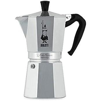 1//3//6//9//12 Cup Coffee Maker Pot Moka Espresso Percolator Bialetti style 2018