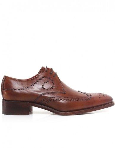 31vEF9SBwHL Jeffery West Jacket Rosewood Brilleaux Wing Tip Shoes 9UK/43EU