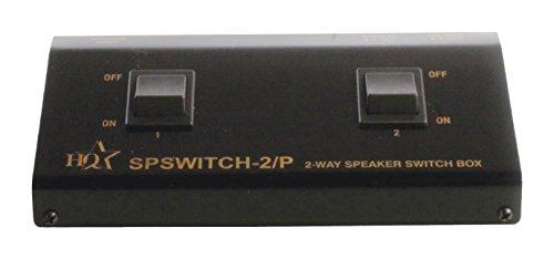 HQ 2-Fach Lautsprecher Schaltbox