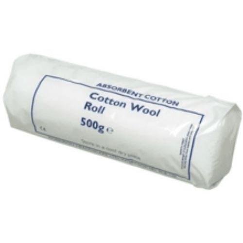 BP Saugfähige Wattebällchen 500g | 100% Pure Baumwolle | Reinigend & Polsternd