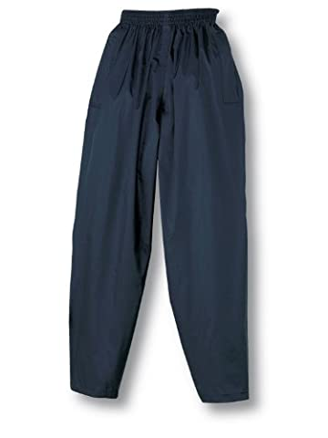 REGATTA CHILDRENS FULLY WATERPROOF TROUSERS - ALL AGES (AGE - 2, NAVY BLUE)