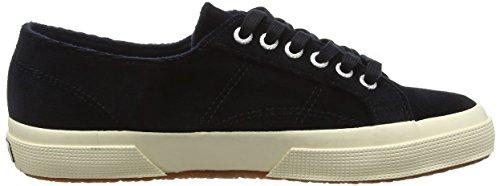 Superga Unisex-Erwachsene 2750 Fabriccorduroym Sneaker Blue (070 Blue Navy)