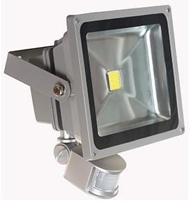 MIIDEX FRANCE-PROYECTOR LED DE 30 W CON SENSOR EXTERIOR
