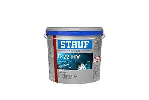 Stauf 141200 Wandbelags- Montage- und Reparaturklebstoff D 22 HV, 15kg