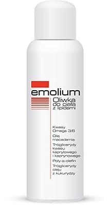 Emolium Body Oil with Lipids 150ml