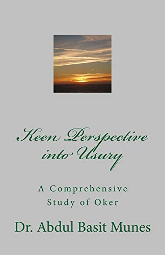 Keen Perspective into Usury (English Edition)