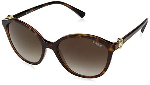 Vogue Damen Sonnenbrille VO5229SB 238613, havana