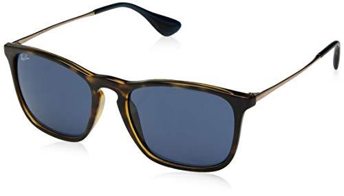 Ray-Ban Herren 639080 Sonnenbrille, Braun (Havana), 53