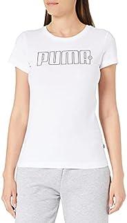 PUMA Women's Rebel Graphic Tee T-S