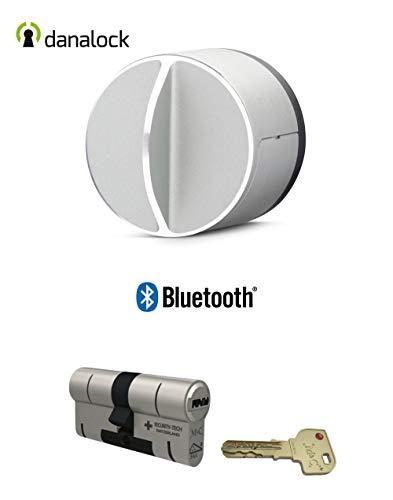 Serrure Danalock V3 Bluetooth® + Cylindre adptable Nouvelle génération securité renforcée.