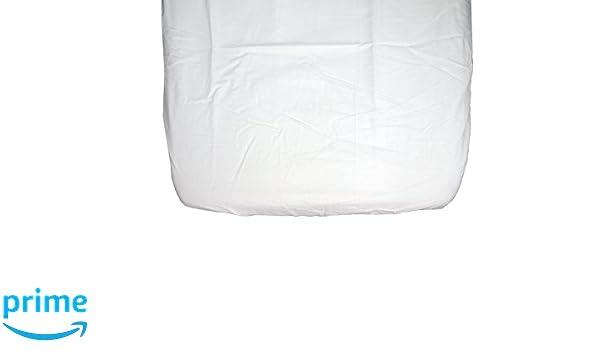 Cuna 60x120 beige Lot de 2/draps-housses 100/% coton ajustables avec /élastique