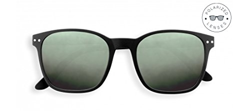 Izipizi Paris | Letmesee Sonnenbrille Sun Nautic (Polarized Lenses) #Sun Nautic Black +0,0