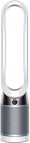 Dyson 310130-01 Pure Cool 64dB 40W Purificador de Aire 64 dB, 1,8 m, Plata, Blanco, Piso, HEPA, 40...