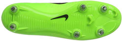 Nike Mercurial Victory Vi Sg, Chaussures de Fitness Homme Vert (Electric Green/blk-flsh Lm-wht)