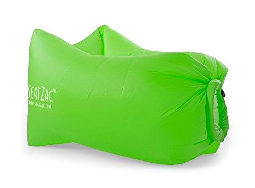 SeatZac Sitzsack - Wild Green