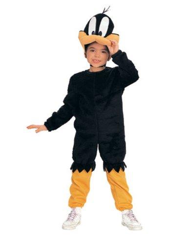 Daffy Duck™-Kostüm für Kinder - 3-4 Jahre