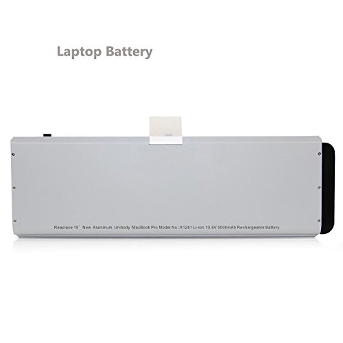 istung Notebook Laptop Akku für Apple A1281 A1286 Macbook Pro 15