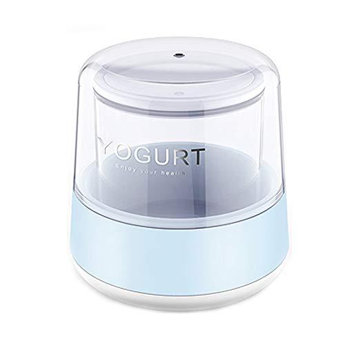 TYUIO Mini Fabricante de Yogur, de Gran Capacidad de Bricolaje multifunción Herramientas de Cocina portátil, natto eléctrico automático de la máquina de hogar, Yogur Hacer (Size : B)