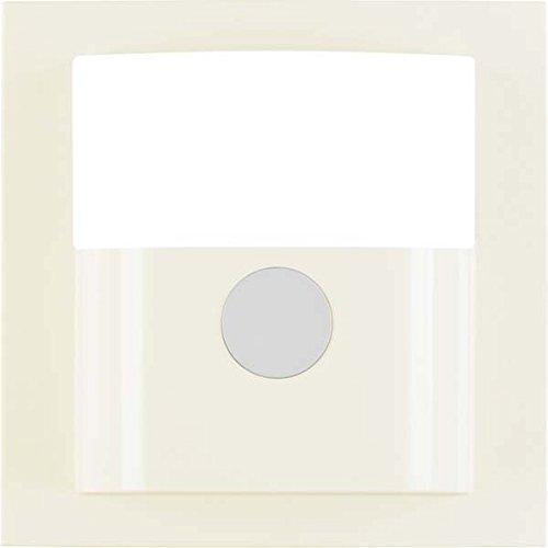 Hager 11908982–Deckel Rauchmelder Bewegung, S/B, weiß glanz