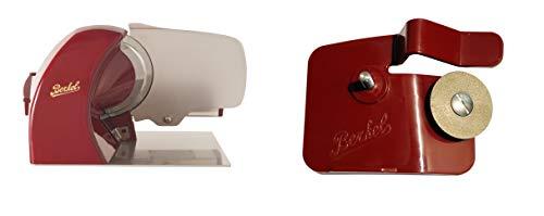 Berkel - Home Line 250 + Zubehörspitzer für Home Line (Rot)