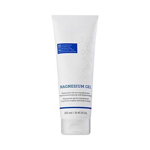 Original Zechstein Magnesium Gel - Magnesiumchlorid - dermatologisch klinisch getestet (250 ml) -