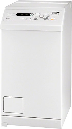 Miele W690F WPM D LW Waschmaschine TL / A+++ / 150 kWh / 1300 UpM / 6 kg / 8800 L / Schonende Wäschepflege dank Miele Schontrommel / Sparsam Waschen - Eco-Programme / lotosweiß