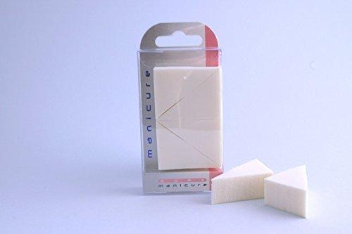 sure-manicura-latex-cunas-maquillaje-esponja-aplicadores-paquete-de-4