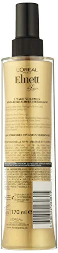 L'Oréal Paris Elnett de Luxe – Hitze Styling-Spray Volumen, 1er Pack (1 x 170 ml) - 2
