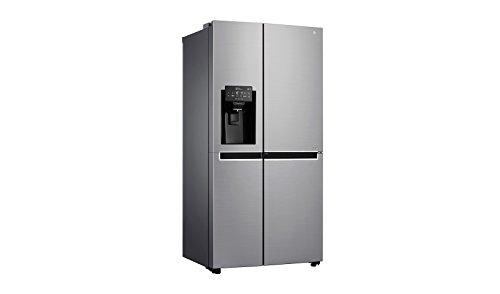 Side By Side Kühlschrank Ohne Gefrierfach : Lg electronics gsj pzuz side by side kühlschrank mit